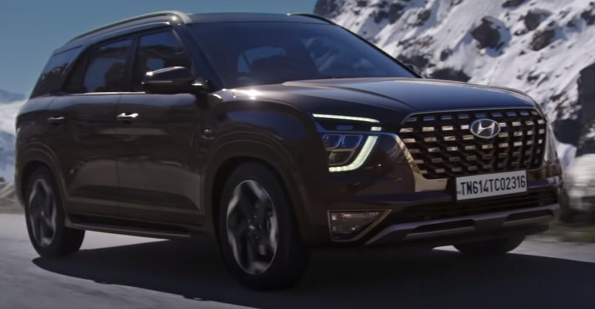 Hyundai Alcazar SUV आज लॉन्च होगी: क्या उम्मीद करें