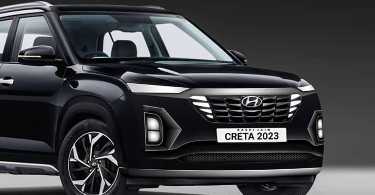 बिल्कुल-नई Hyundai Creta फेसलिफ्ट: ये कैसी दिखेगी?