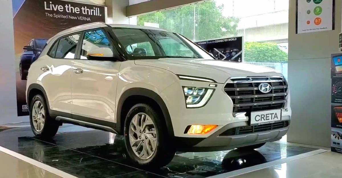 Hyundai Creta SX Executive लॉन्च: 78,000 रुपये से सस्ता और पेट्रोल और डीजल में उपलब्ध