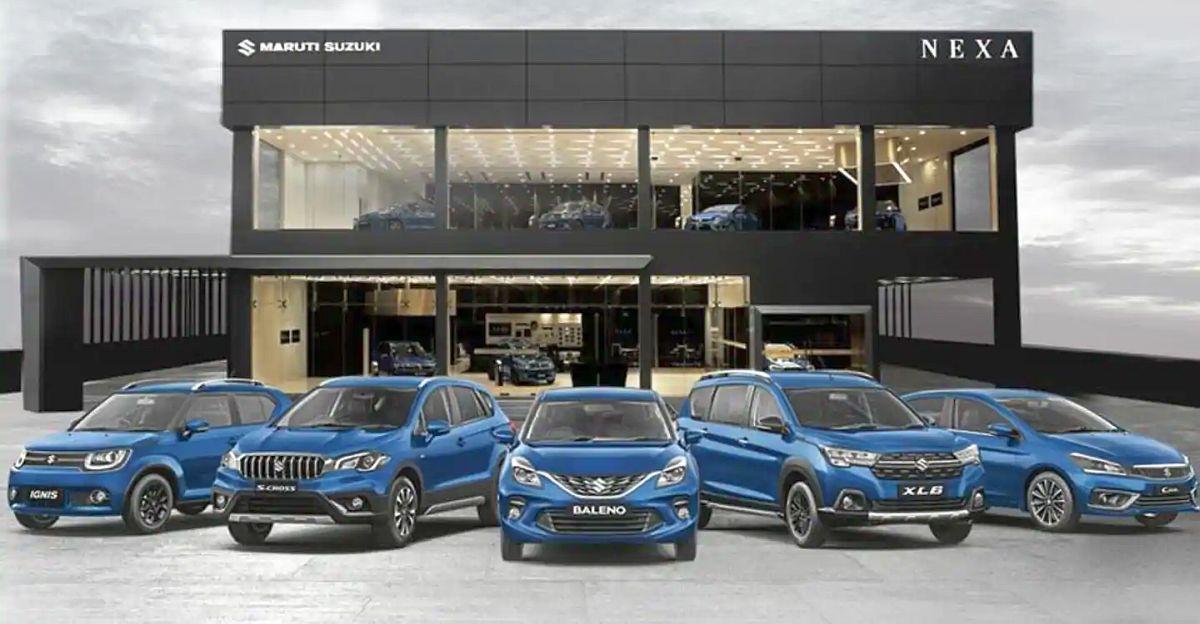 खुदरा बिक्री के आंकड़ों से पता चलता है कि Maruti Suzuki भारत में # 1 कार निर्माता बनी हुई है