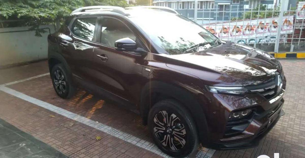 लगभग नई Renault Kiger सब-4 मीटर कॉम्पैक्ट SUVs बिक्री के लिए