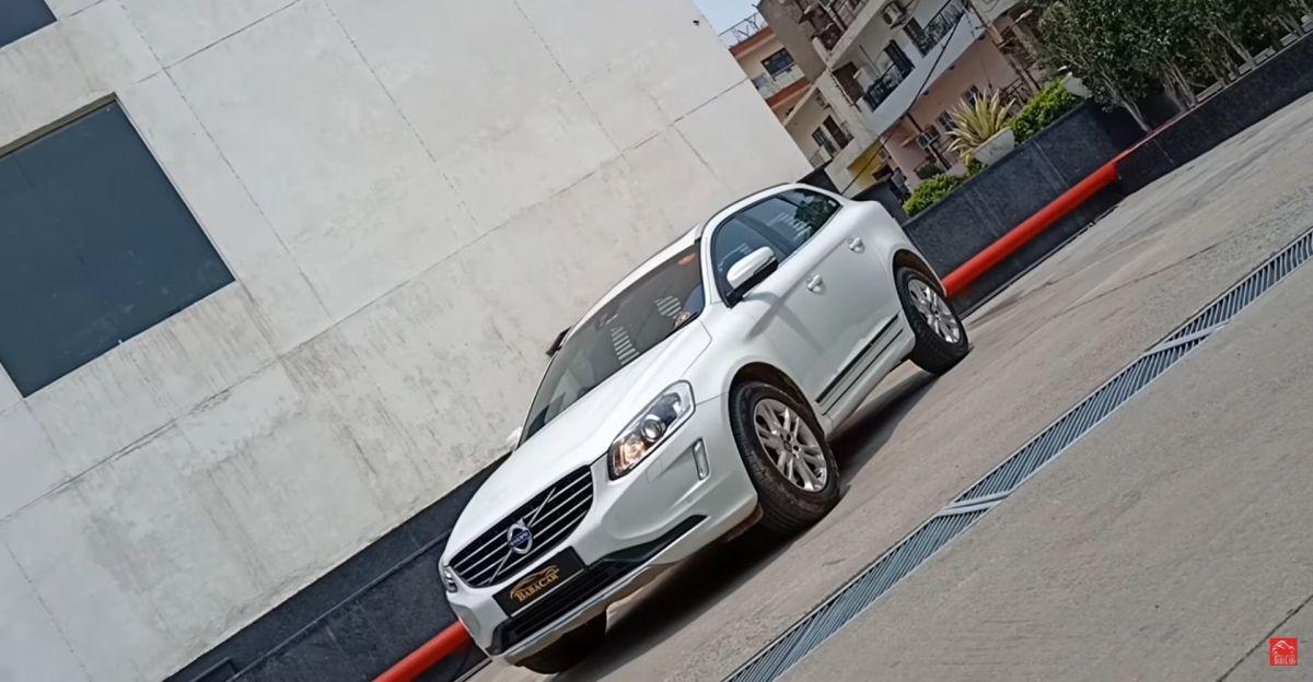 Well-Maintained Volvo Luxury SUV Kia Seltos की तुलना में सस्ती बिक रही है