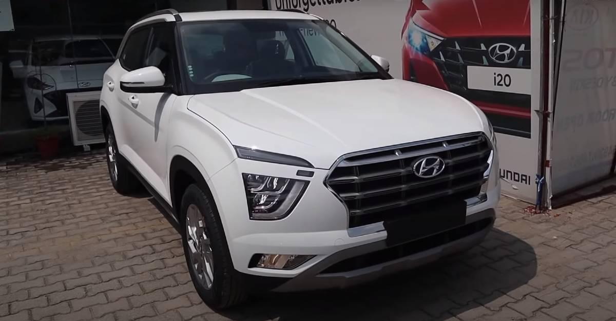 वॉकअराउंड वीडियो में Hyundai Creta SX Executive: पैनोरमिक सनरूफ के साथ भारत की सबसे किफायती SUV