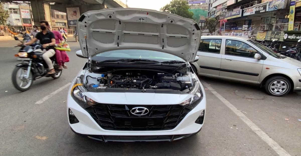 आफ्टरमार्केट CNG किट से लैस बिलकुल नई Hyundai i20 हैचबैक