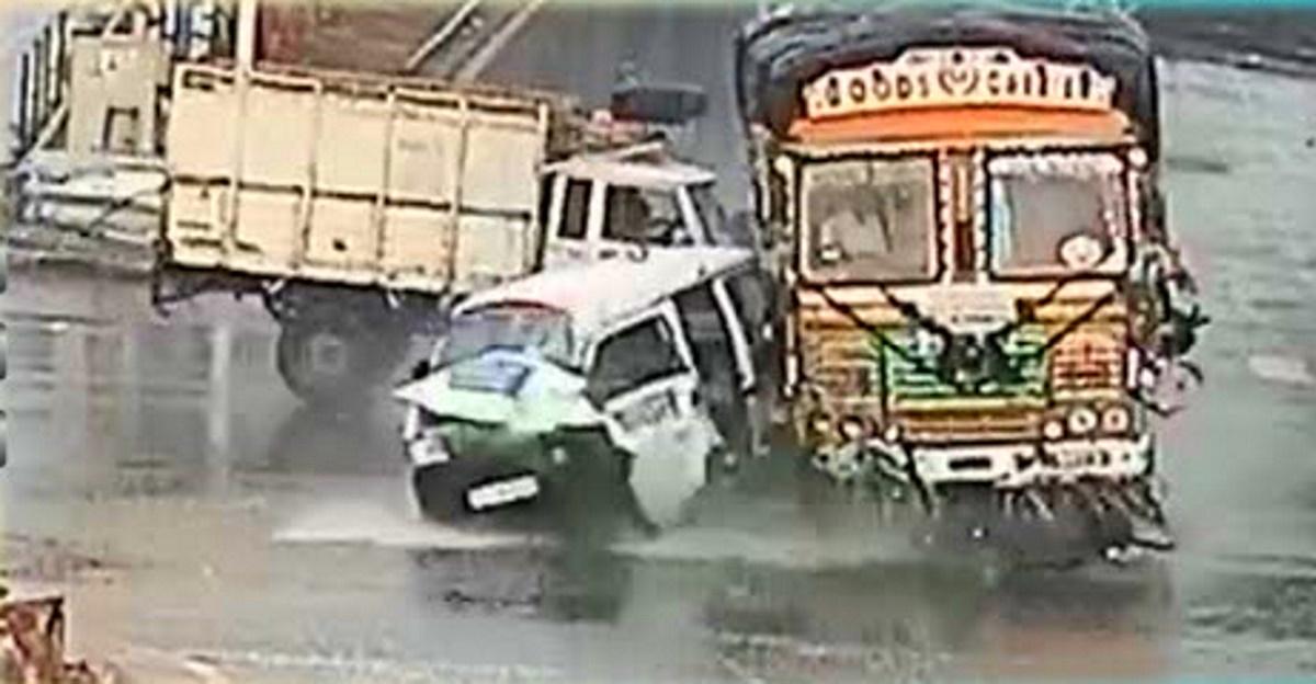 सिग्नल तोड़ना बहुत जोखिम भरा है: हैदराबाद पुलिस ने एक वीडियो डाला जिसमें दिखाया गया है कि क्यों