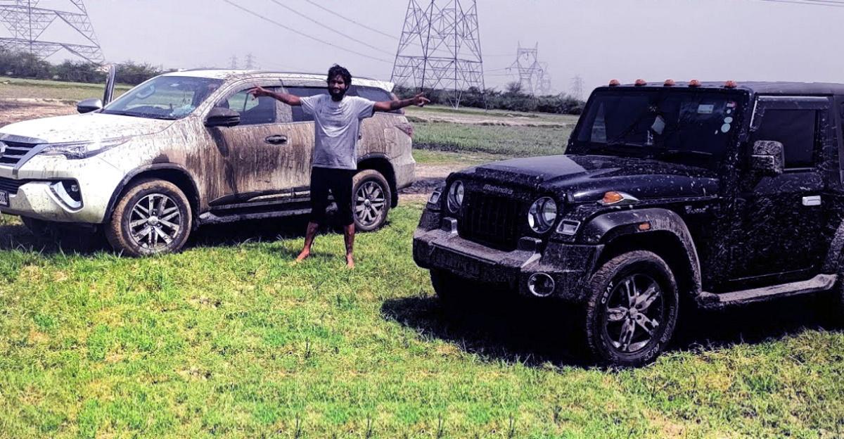 2020 Mahindra Thar बनाम Toyota Fortuner: कौन सी SUV ऑफ-रोडिंग में बेहतर है?