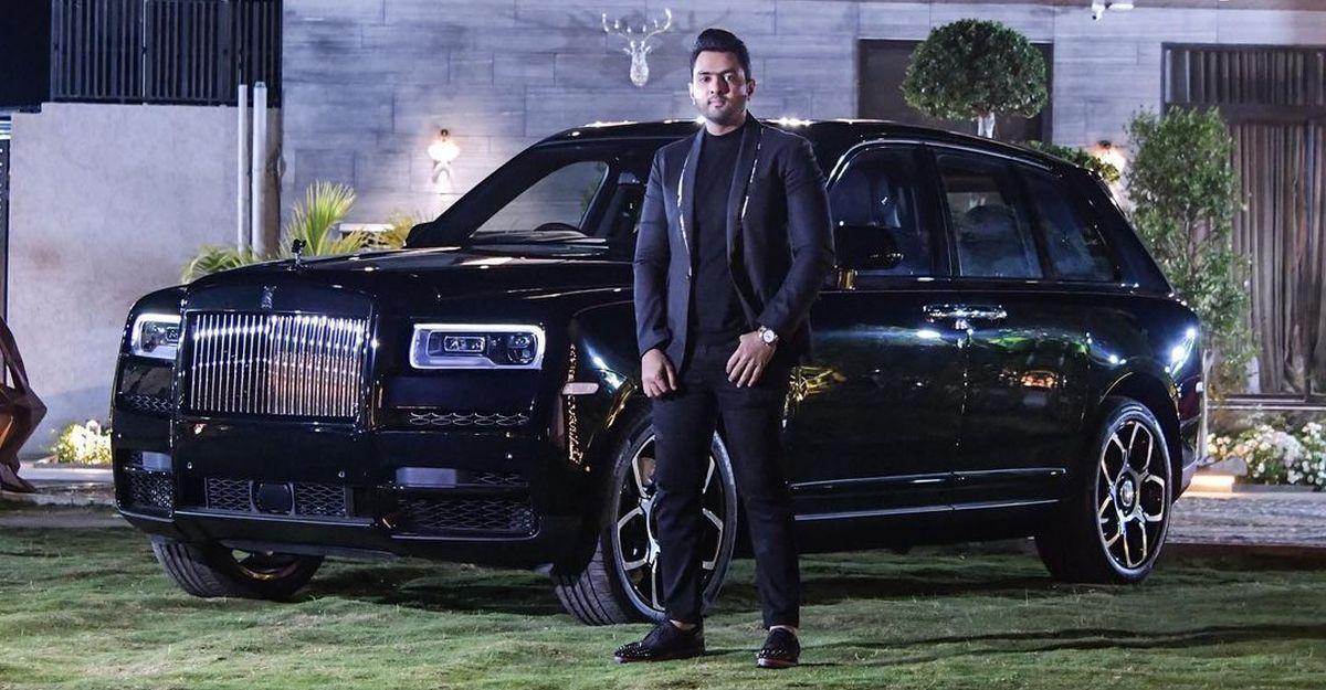 हैदराबाद के शख्स ने भारत की सबसे महंगी SUV, Rolls Royce Cullinan Black Badge ख़रीदा
