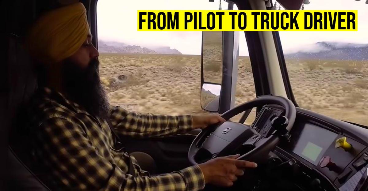 कैसे भारतीय सिख संयुक्त राज्य अमेरिका में ट्रकिंग संस्कृति को बदल रहे हैं [Video]