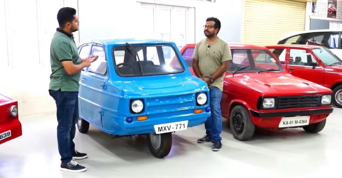 Sipani Badal: भारत की पहली तीन पहिया कार के पीछे की कहानी