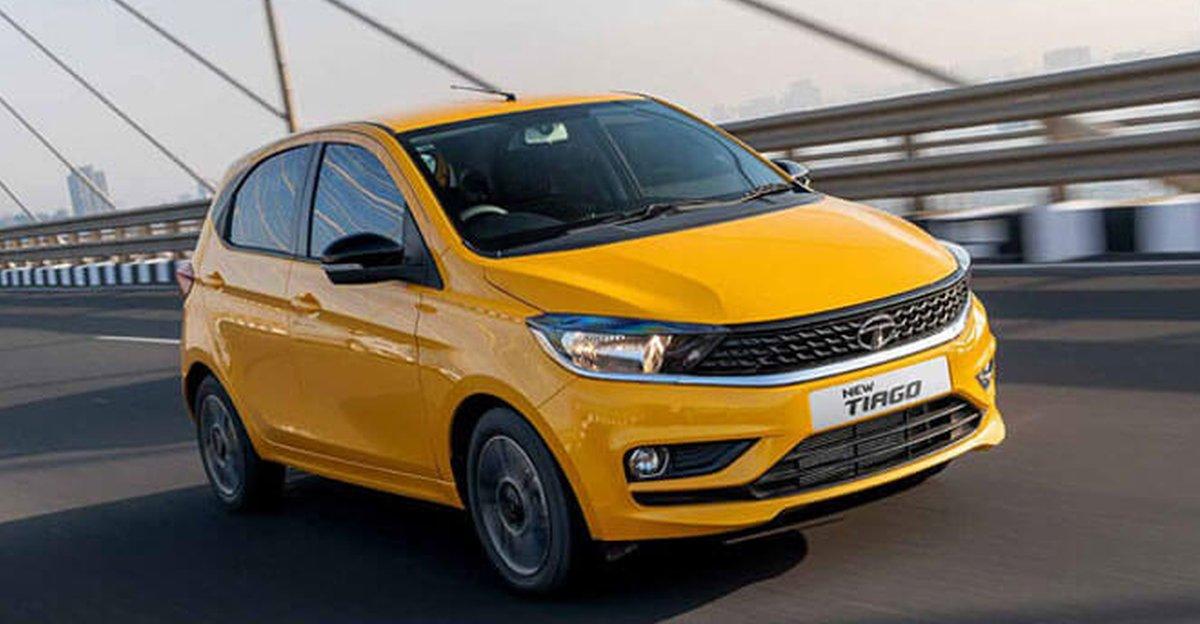 वॉकअराउंड वीडियो में हाल ही में लॉन्च Tata Tiago XTO