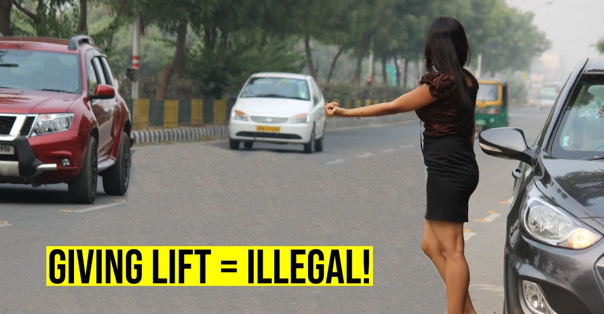 भारत के अज्ञात यातायात अपराध जिनमे आप फंस सकते हैं