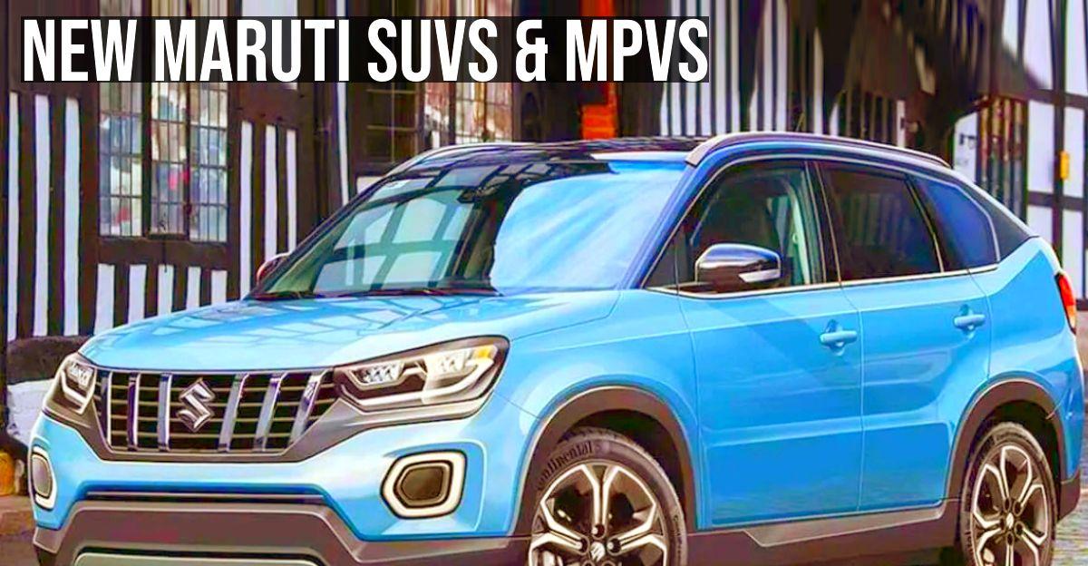 Maruti Suzuki की आने वाली SUV और MPVs: 5 डोर Jimny से Creta-प्रतिद्वंद्वी तक