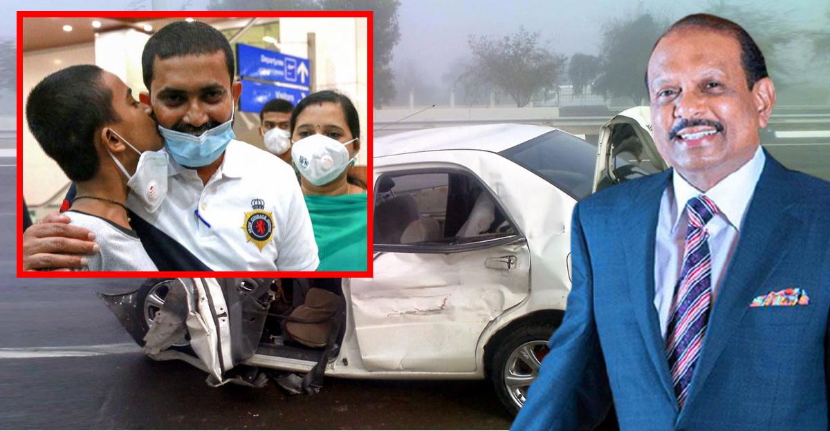 घातक कार दुर्घटना के बाद केरल के व्यक्ति को मौत की सजा: Lulu मॉल के अरबपति मालिक ने 1 करोड़ का भुगतान किया और उसे रिहा कराया