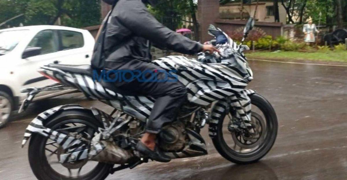 Bajaj Pulsar 250F: आगामी मोटरसाइकिल की नई जासूसी तस्वीरें