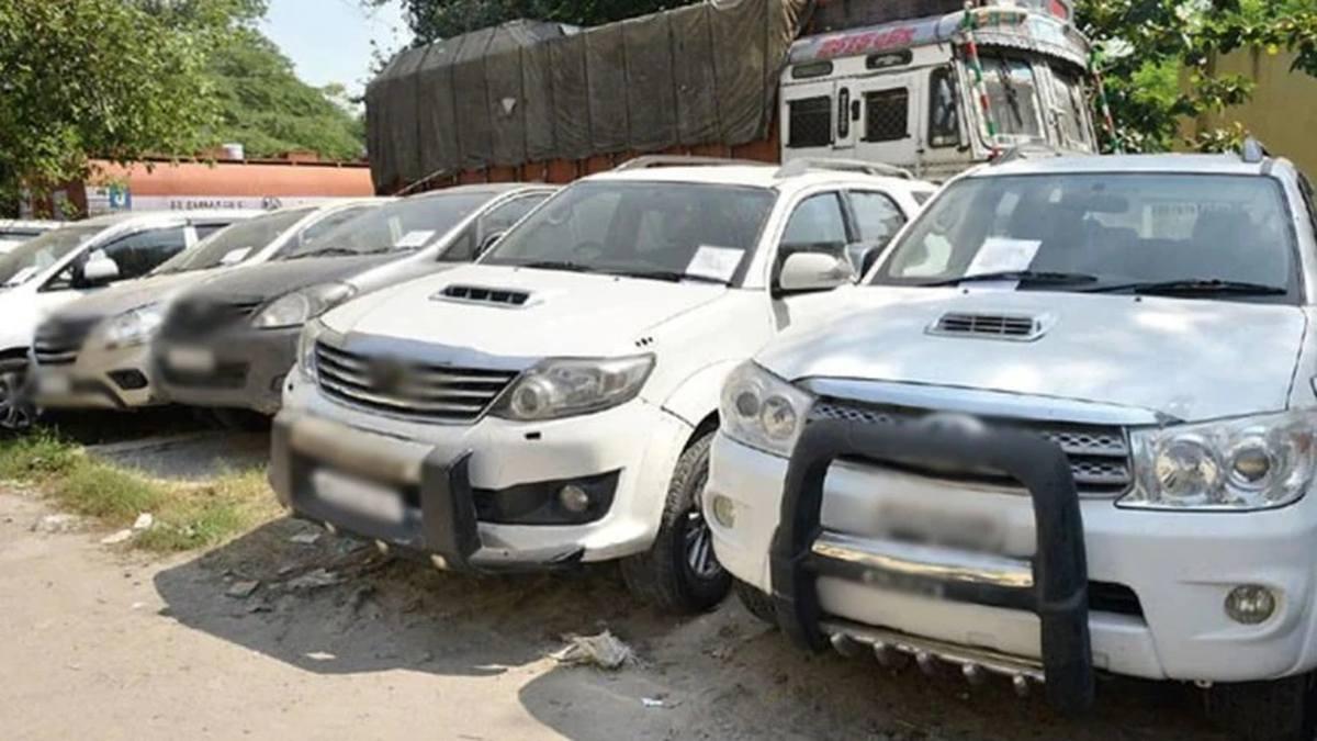 दिल्ली है भारत की वाहन चोरी की राजधानी: हर 12 मिनट में एक वाहन चोरी