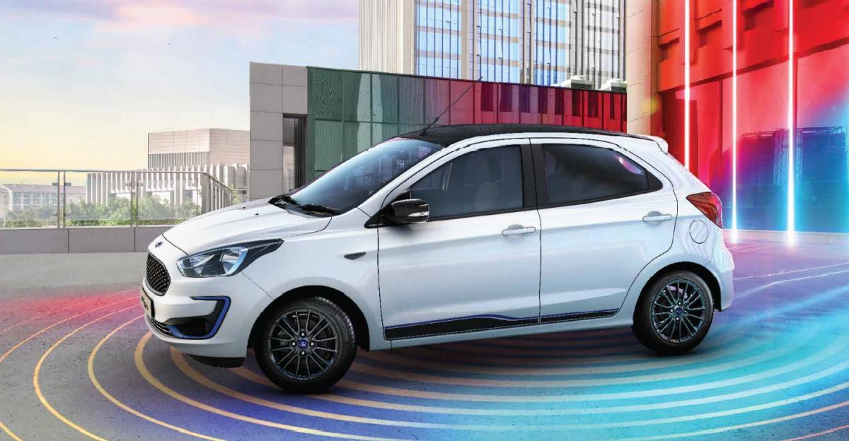 Ford Figo ऑटोमैटिक हैचबैक कल लॉन्च होगी