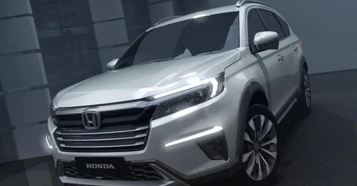 Honda भारत में एक नई Hyundai Creta की प्रतिद्वंद्वी मिड-साइज़ SUV लॉन्च करेगी