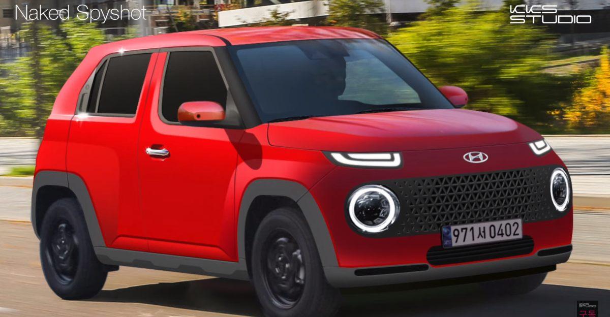 Hyundai AX1 माइक्रो एसयूवी लॉन्च से पहले पेश की गई: Maruti Suzuki Ignis को टक्कर देगी
