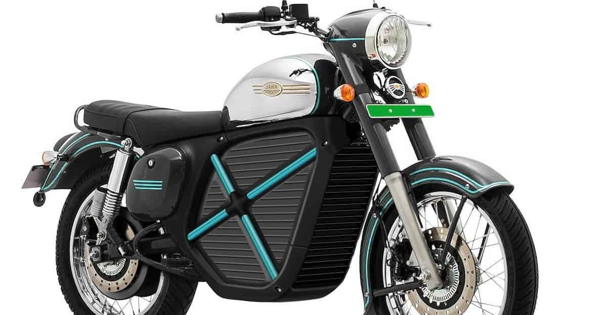 Jawa की इलेक्ट्रिक मोटरसाइकिल लॉन्च टाइमलाइन का अनावरण: Royal Enfield की इलेक्ट्रिक मोटरसाइकिल को टक्कर देगा
