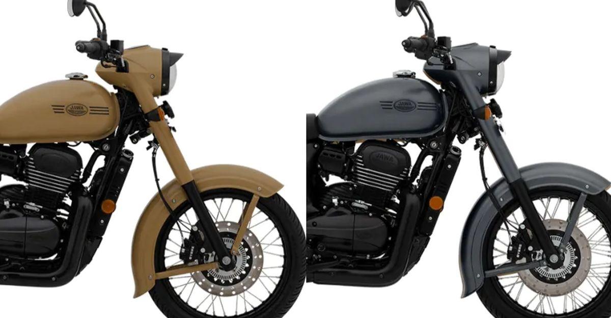 Jawa मोटरसाइकिलों ने 1971 के युद्ध की जीत के उपलक्ष्य में दो नए रंग विकल्प लॉन्च किए