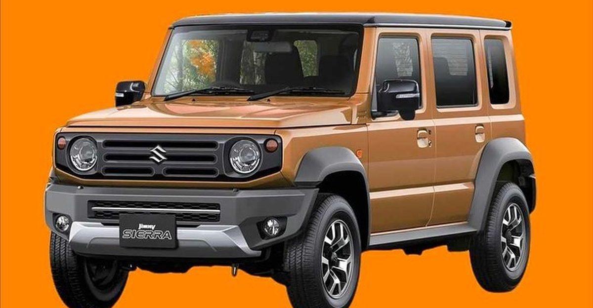 Suzuki अगले साल पेश करेगी 5-seater Jimny