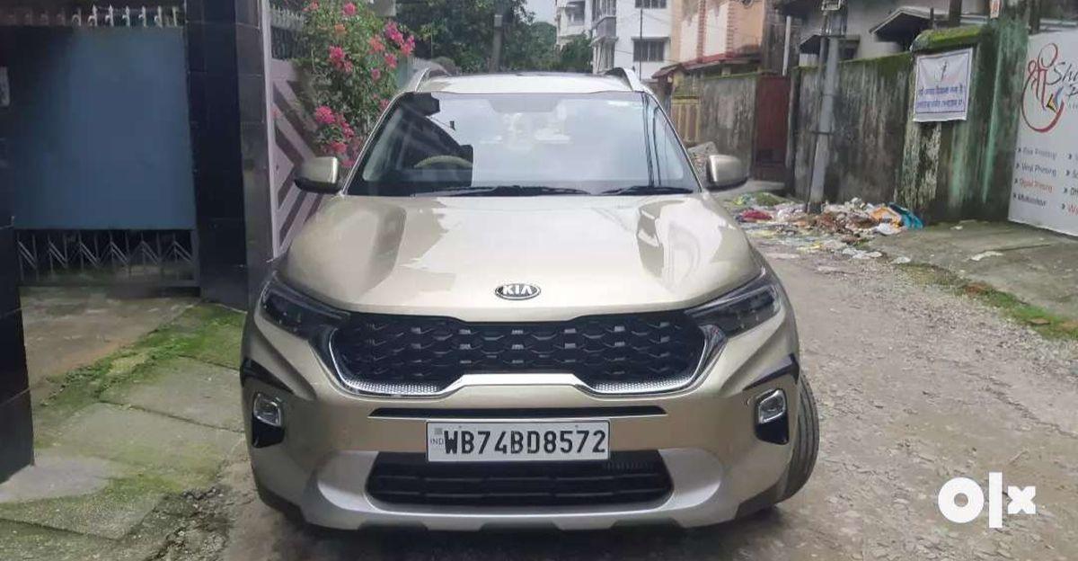 बिक्री के लिए लगभग-नई Kia Sonet कॉम्पैक्ट SUV