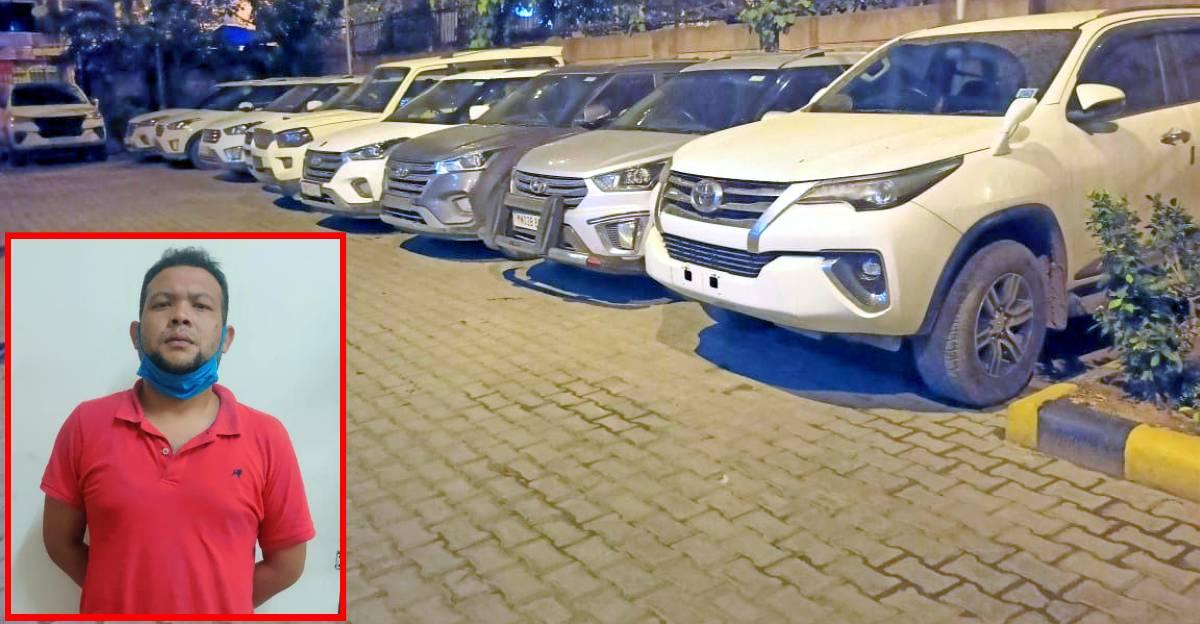 पीएचडी स्कॉलर, दोस्त ने Fortuner, Scorpio, Creta जैसी 300 कारें चुराईं, जिनकी कीमत 30 करोड़ रुपये है: पर्दाफाश