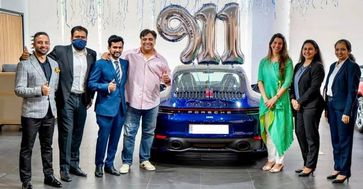 बॉलीवुड अभिनेता और Car Enthusiast Ram Kapoor ने Porsche 911 Carrera S खरीदा जिसकी कीमत 1.8 करोड़ रुपये