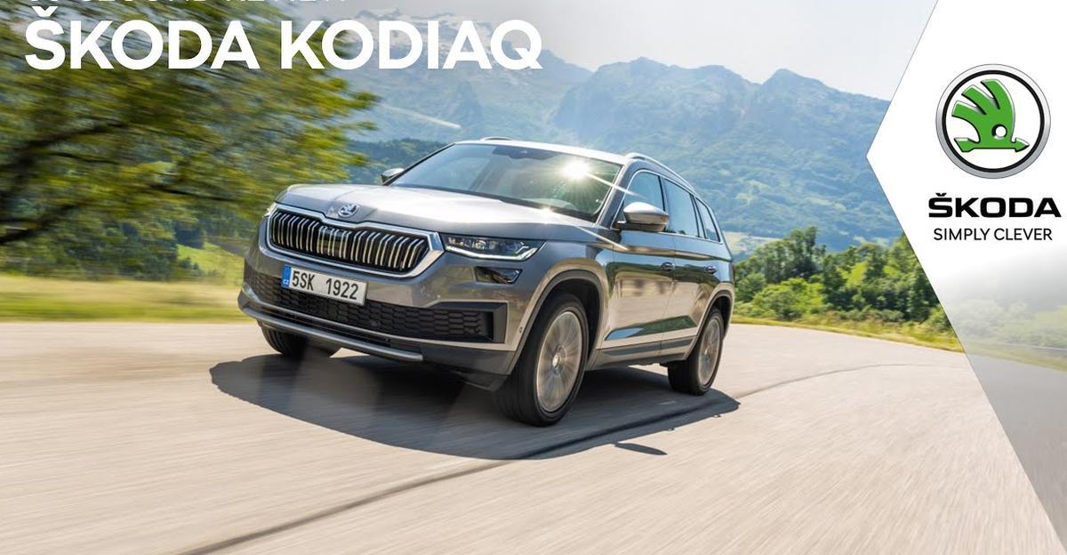 फेसलिफ्टेड, भारत में आने वाली 2021 Skoda Kodiaq SUV: क्या बदल गया है