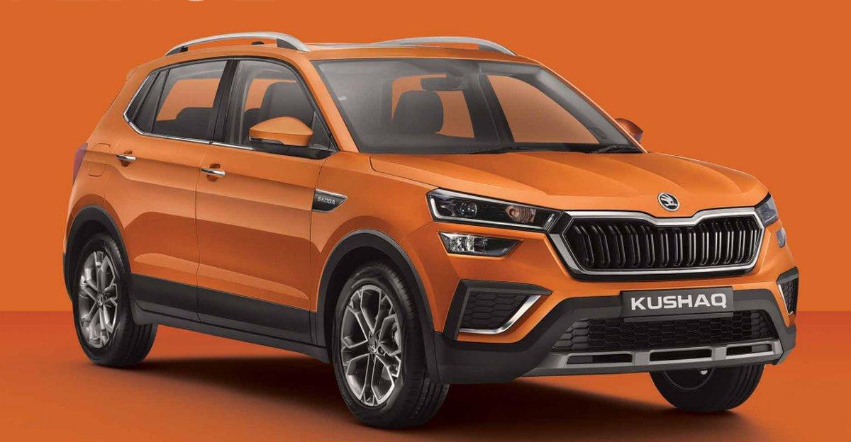 Skoda को Kushaq SUV के लिए 2,000 से अधिक बुकिंग मिली