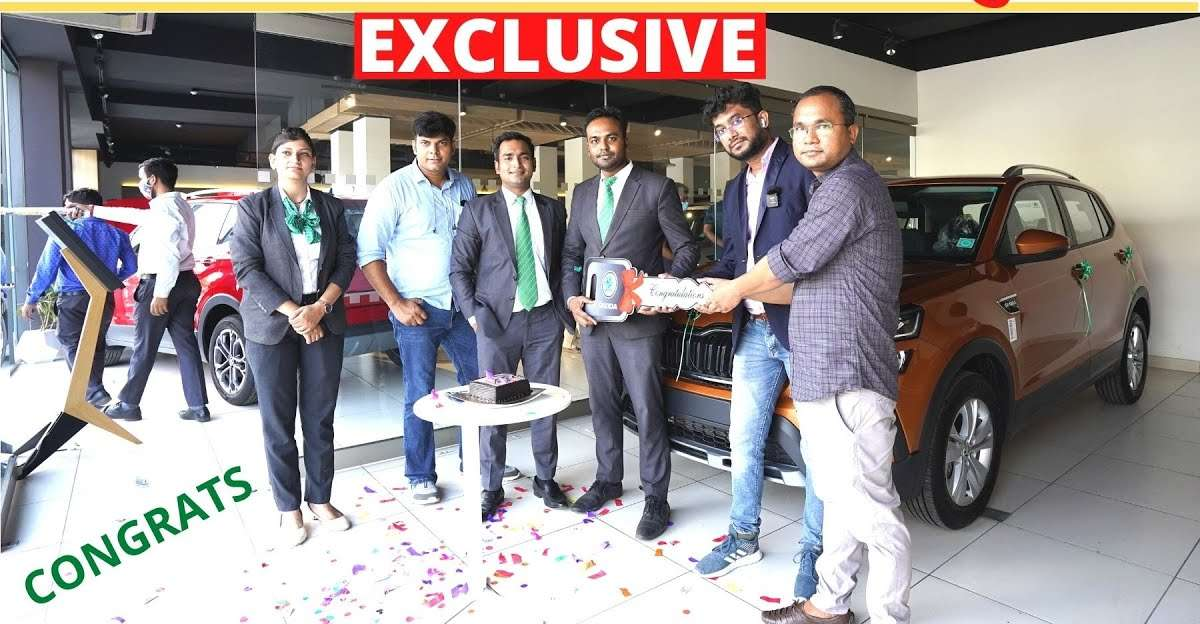 Skoda ने भारत में Kushaq कॉम्पैक्ट SUV की डिलीवरी शुरू की