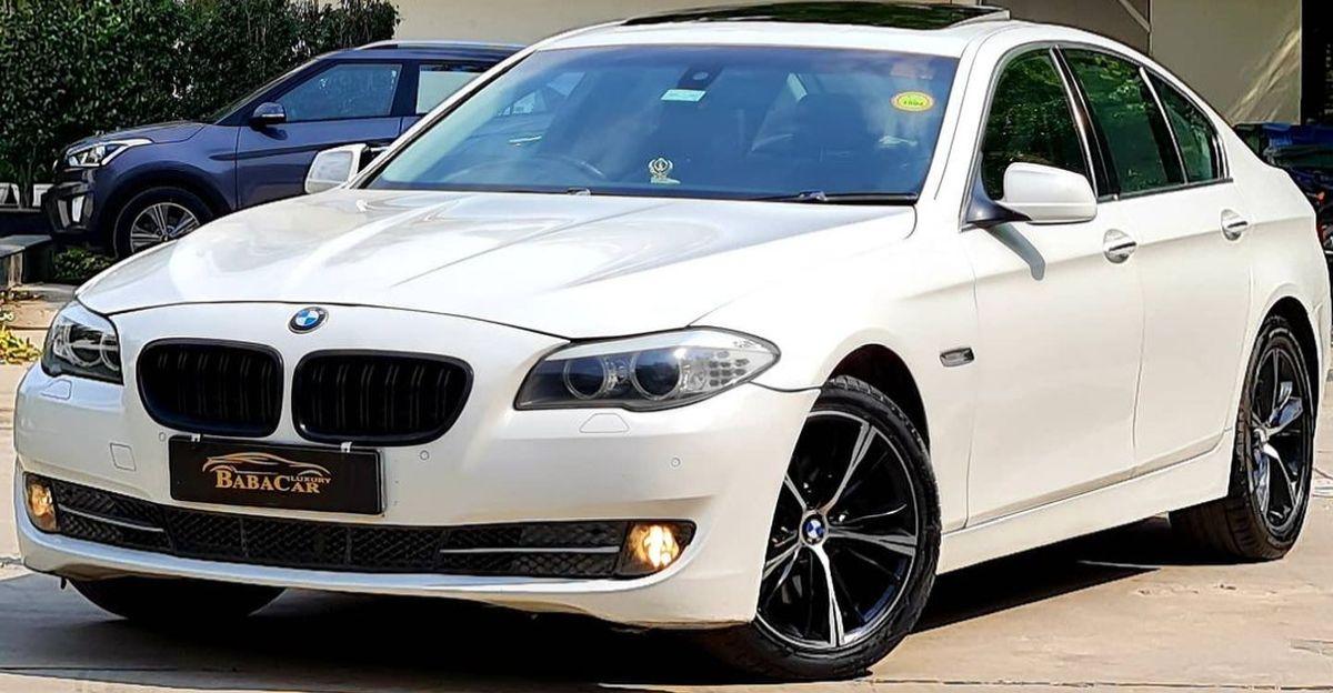बिक्री के लिए अच्छी तरह से बनाए रखा BMW 3 सीरीज और 5 सीरीज लक्जरी सेडान: कीमतें 3.95 लाख रुपये से शुरू