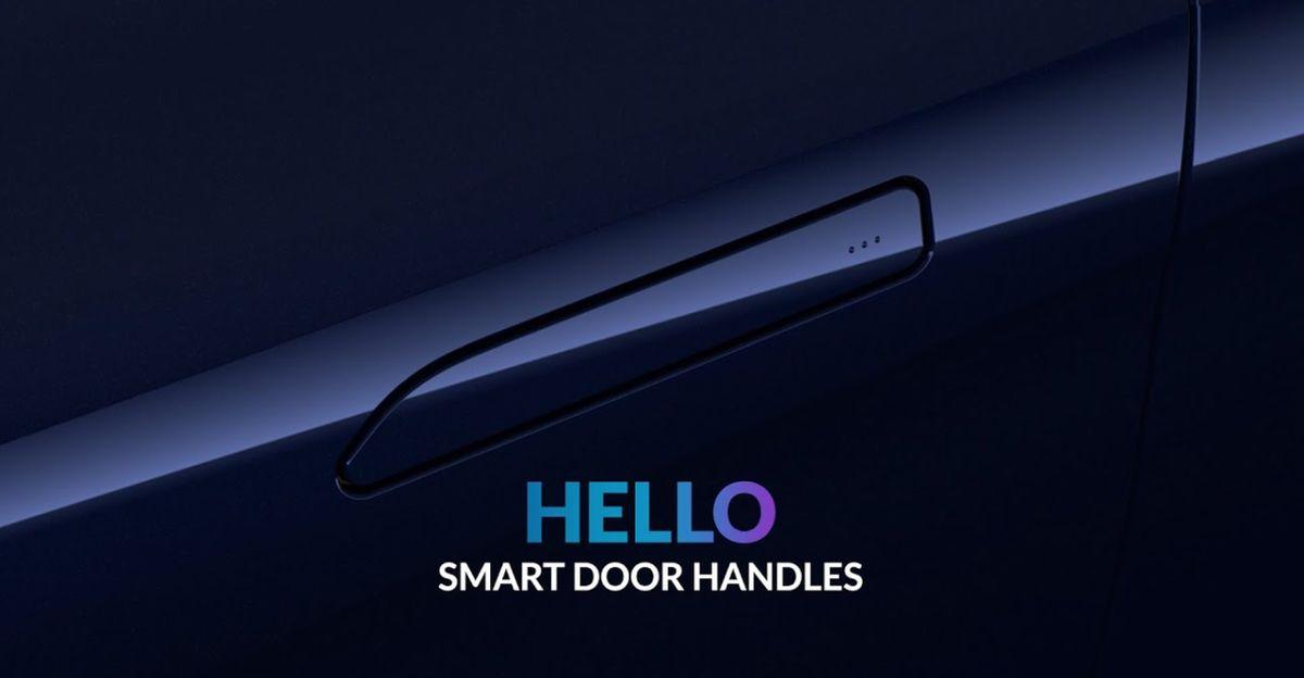 Mahindra XUV700: स्मार्ट दरवाज़े के हैंडल नए वीडियो में दिखाए गए