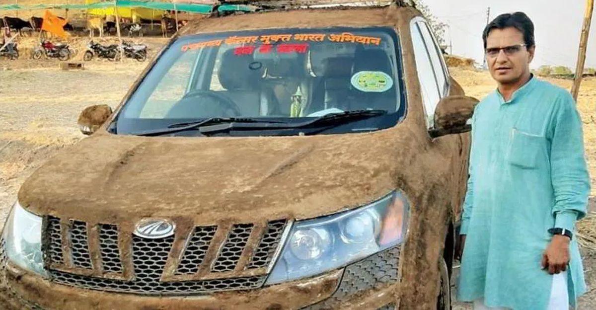 'कूल' बने रहने के लिए गाय के गोबर के कोट वाली भारतीय कारों से मिलें: Mahindra XUV500 से Hyundai i20