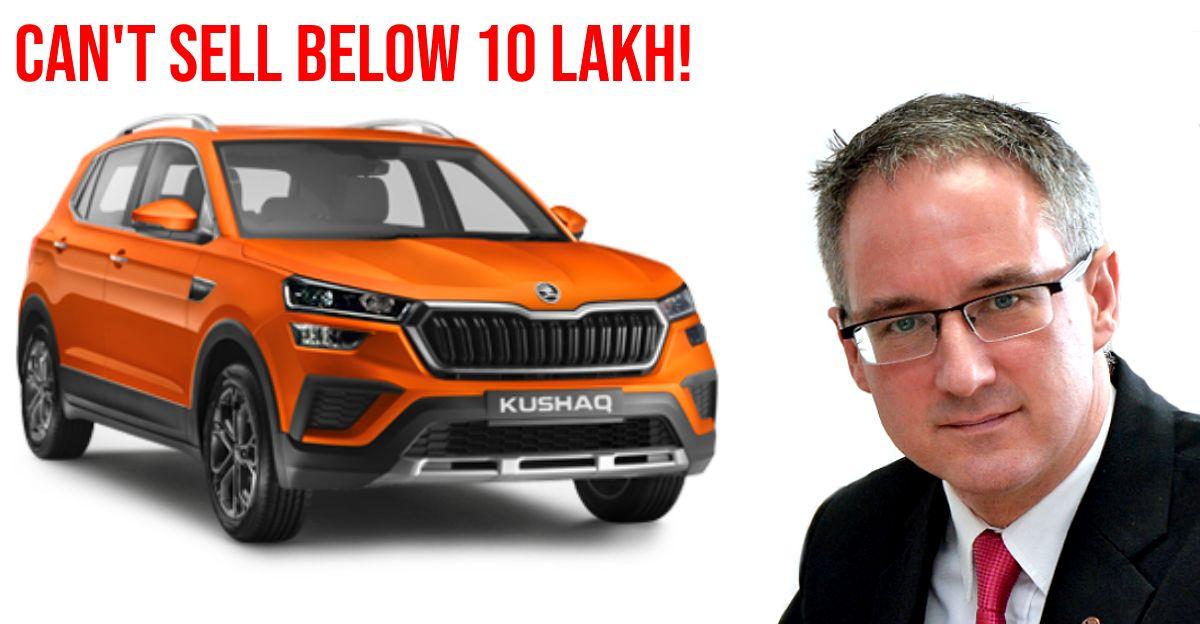 Skoda के Zac Hollis बताते हैं कि Kushaq Hyundai Creta और Kia Seltos से महंगी क्यों है