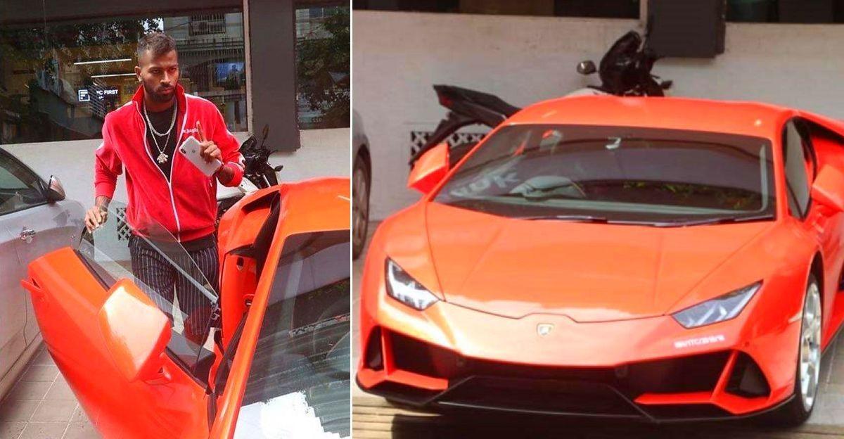 भारतीय क्रिकेटर Hardik Pandya और उनकी कारों का संग्रह: Lamborghini Huracan से Toyota Etios