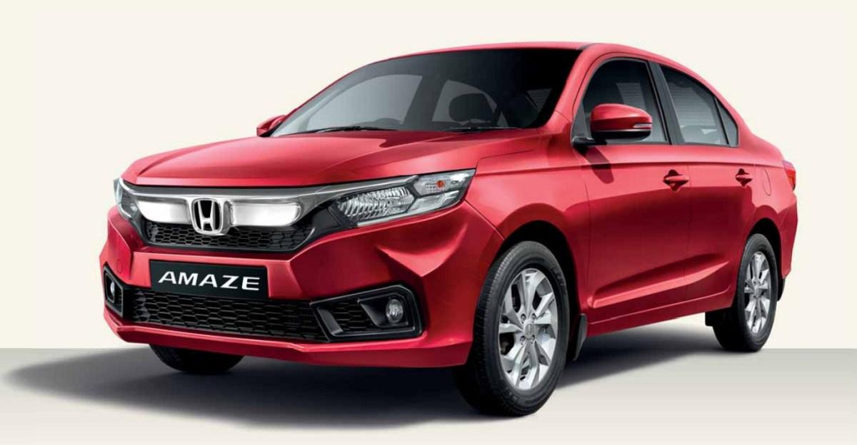 Honda ने Amaze और WR-V Diesel की कीमत 1.12 लाख रुपये तक बढ़ाई