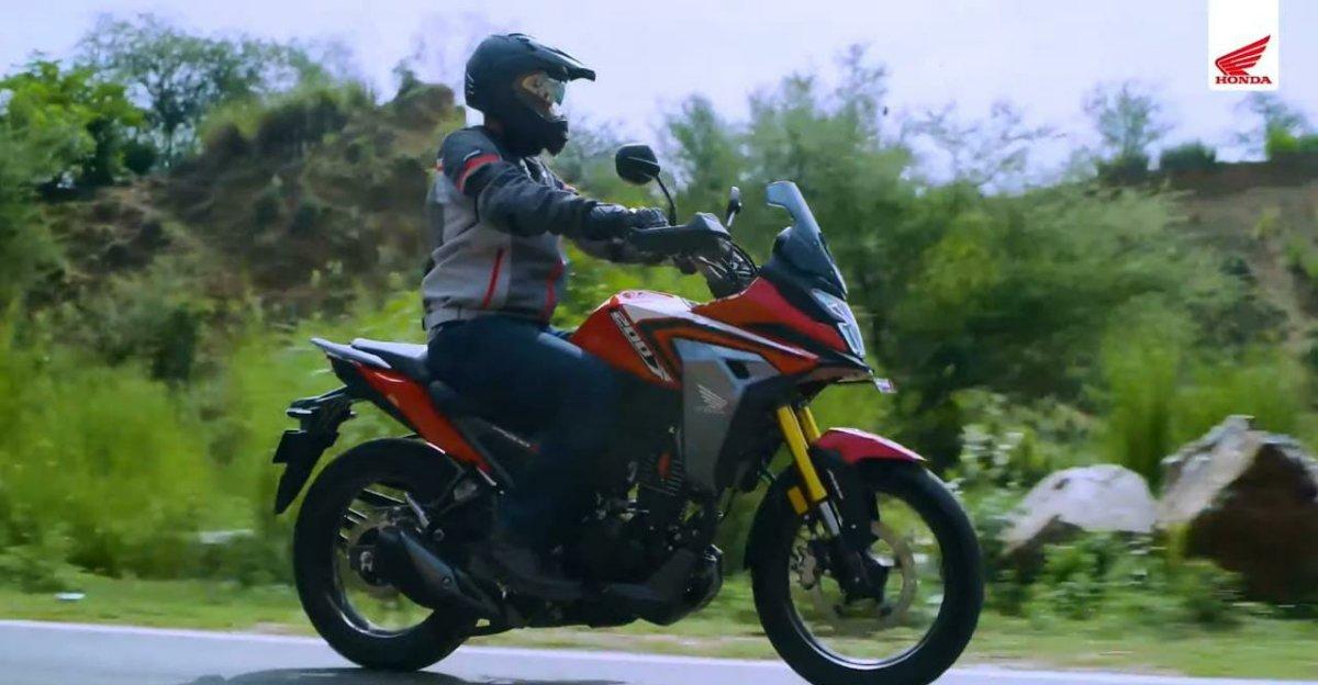 Honda CB 200X 1.44 लाख रुपये एक्स-शोरूम में लॉन्च