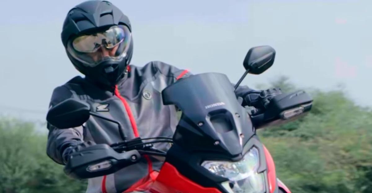 Honda ने जारी किया Hornet 2.0 आधारित एडवेंचर मोटरसाइकिल का टीजर: Hero XPulse को टक्कर देगा