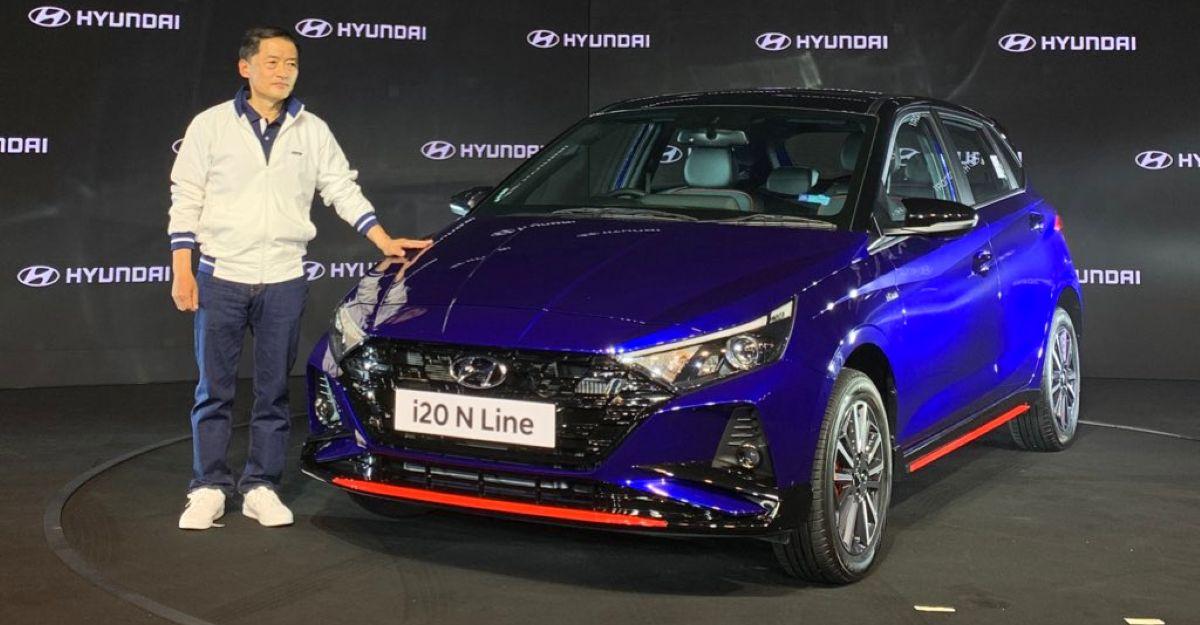 इंडिया-स्पेक Hyundai i20 N लाइन हाई परफॉर्मेंस हैचबैक का अनावरण: बुकिंग खुली
