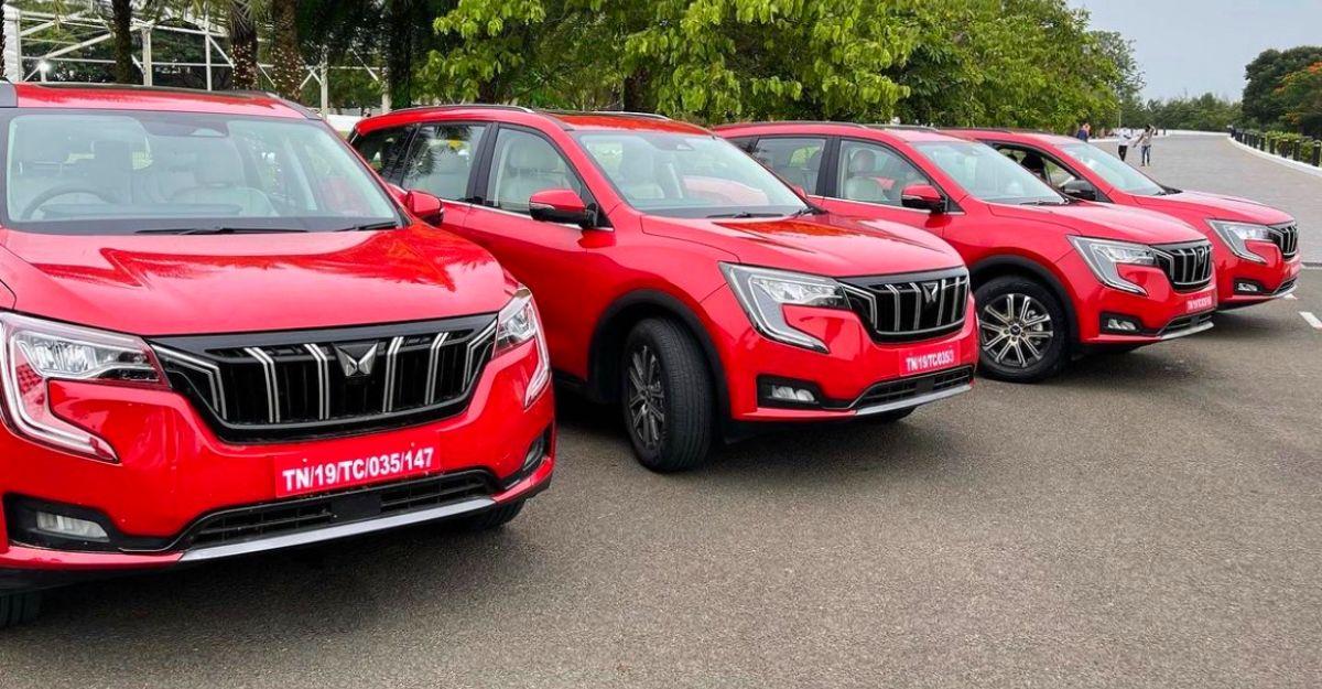 Mahindra XUV700 इस सेगमेंट की सबसे तेज़ SUV है – 200 किमी प्रति घंटे की रफ्तार पकड़ सकता है!!
