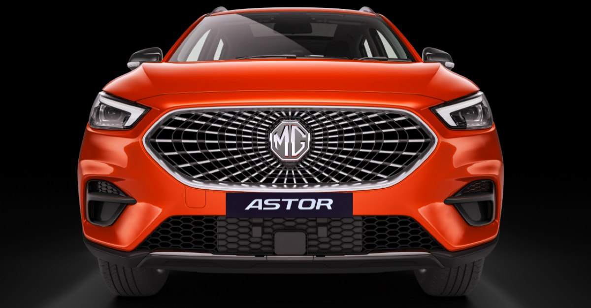 MG Astor कॉम्पैक्ट SUV का आधिकारिक तौर पर खुलासा: Hyundai Creta, Kia Seltos को टक्कर  देगी