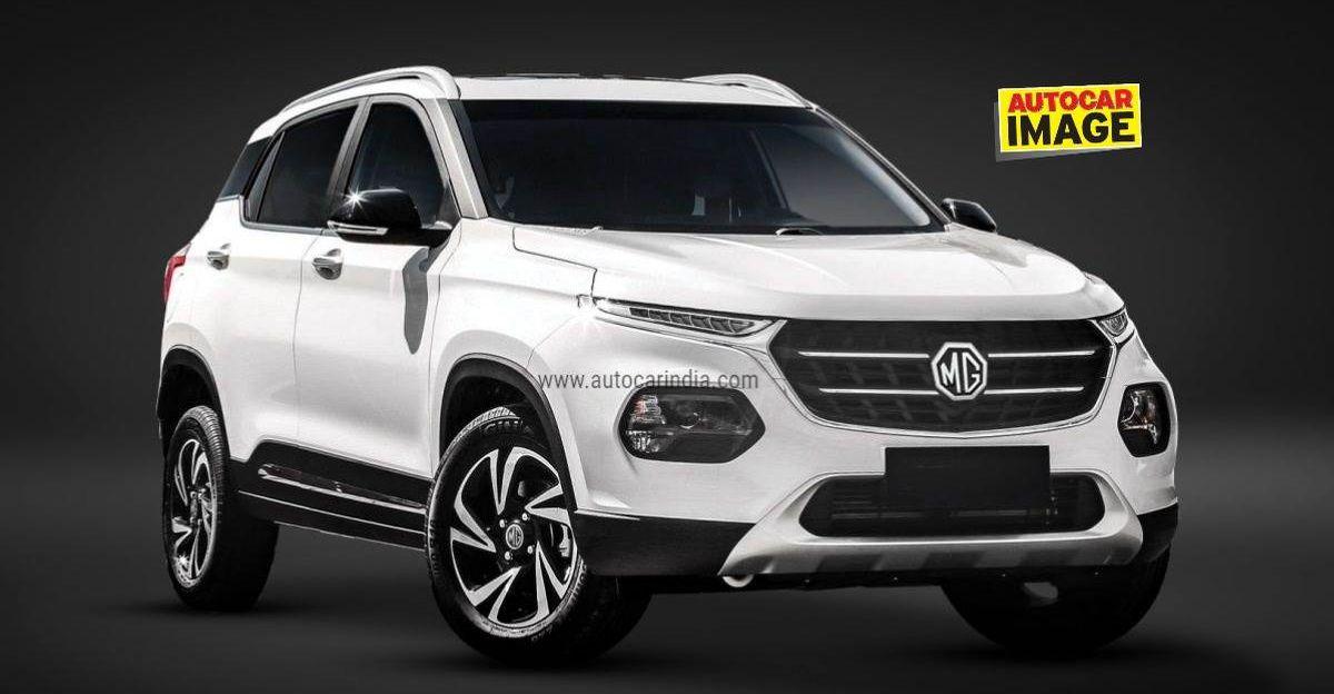 MG Motor Maruti Brezza, Hyundai Venue को टक्कर देने के लिए एक नई सब -4 मीटर कॉम्पैक्ट एसयूवी लॉन्च करेगी