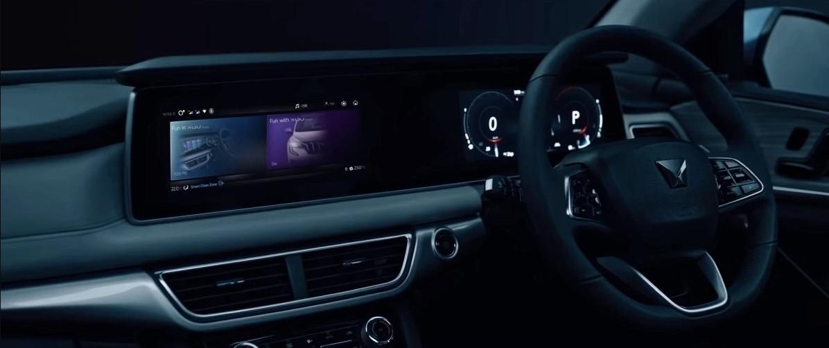 Mahindra XUV700 7 सीट SUV Sony 3D सराउंड साउंड सिस्टम के साथ आएगी