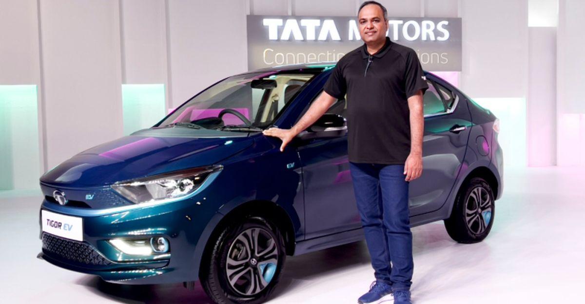 Tata Tigor इलेक्ट्रिक सेडान 306 किलोमीटर रेंज के साथ लॉन्च: कीमतें 11.99 लाख रुपये से शुरू