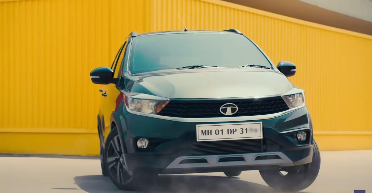 Tata Motors ने Tiago NRG के लिए नया TVC जारी किया