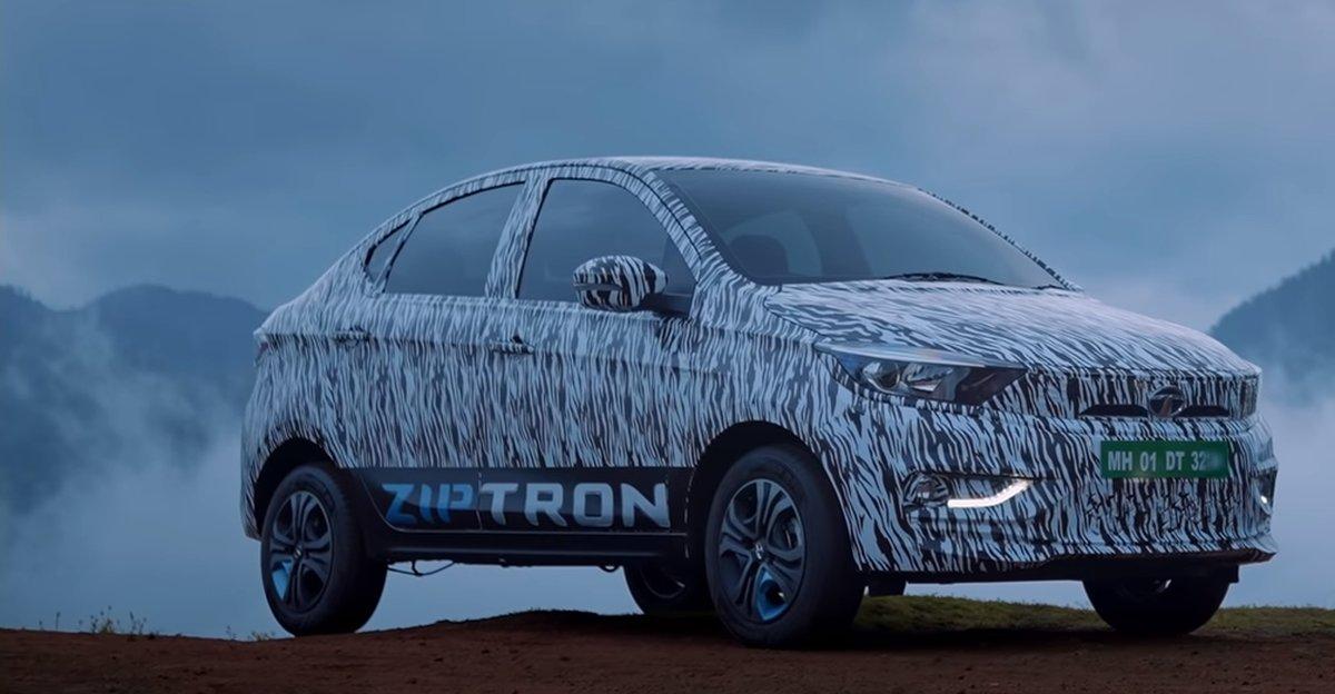 Tata Motors ने आधिकारिक लॉन्च से पहले Tigor EV को नया रूप दिया