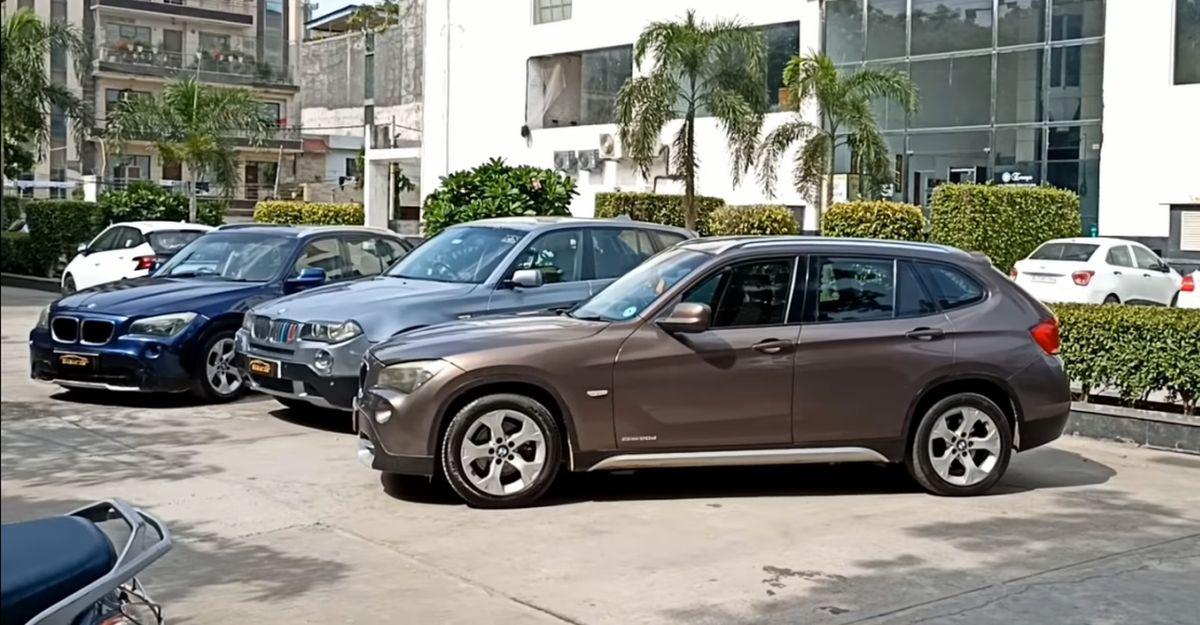बिक्री के लिए उपलब्ध अच्छी तरह से अनुरक्षित, इस्तेमाल की गई BMW लक्ज़री एसयूवी: कीमतें 3.45 लाख रुपये से शुरू