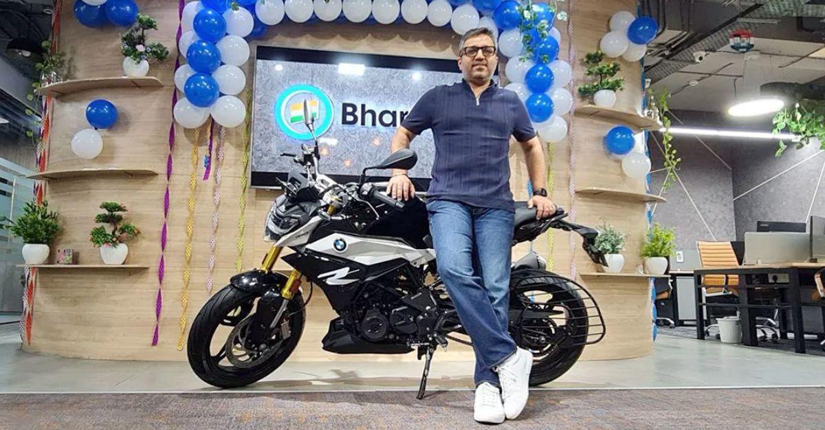अरब डॉलर के स्टार्ट-अप BharatPe ने नए लोगों को BMW G 310R, Jawa Perak, Royal Enfield Himalayan & KTM 390 Duke की पेशकश की