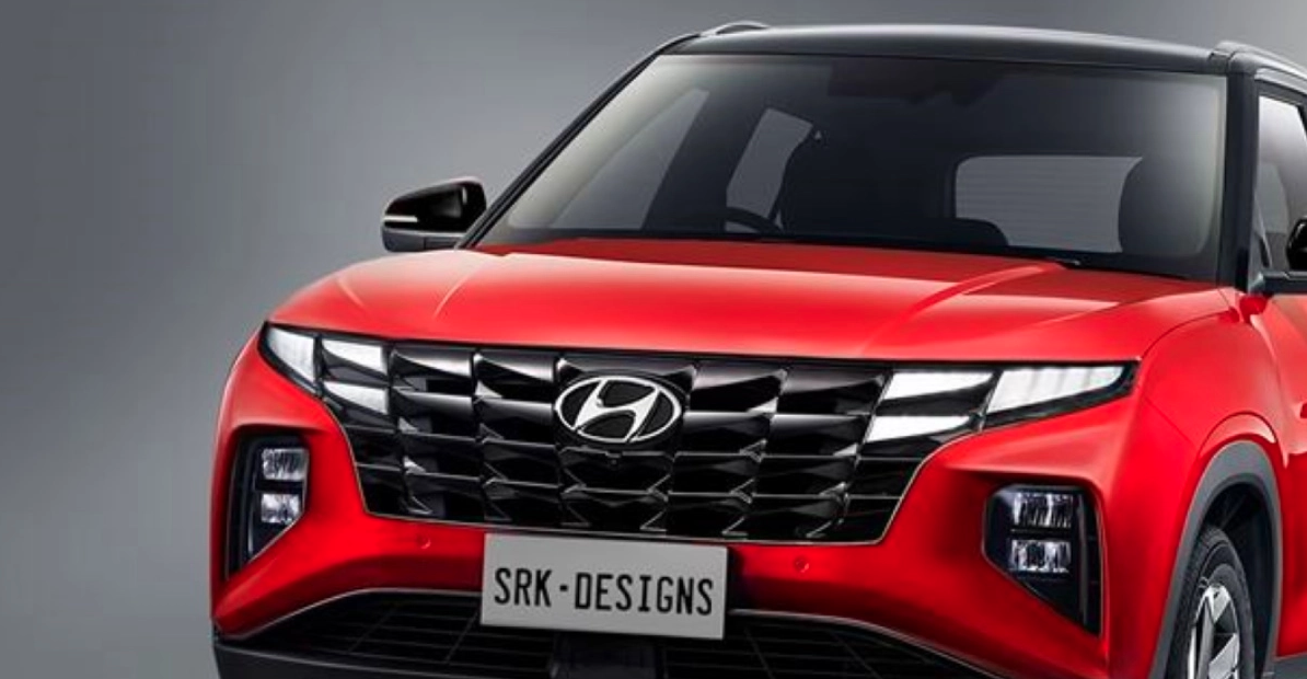 आगामी Hyundai Creta फेसलिफ्ट: कैसी दिखेगी Tucson से प्रेरित SUV?